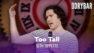 Tall, White and Bad At Basketball. Seth Tippetts - Full Special