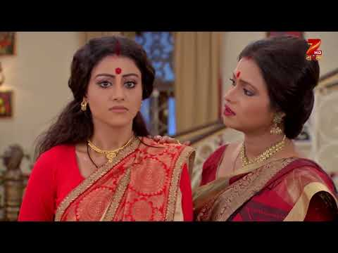 Aamar Durga - Indian Bangla Story - Epi 543 - Oct 10, 2017 - Zee Bangla TV Serial - Best Scene