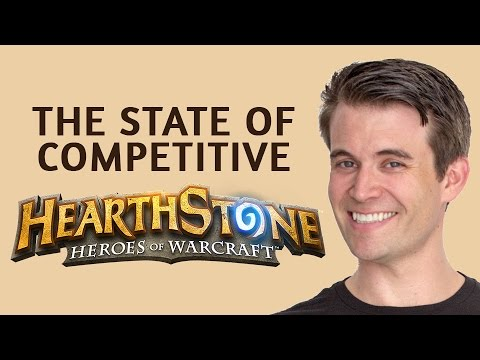 (Hearthstone) The State of Competitive Play