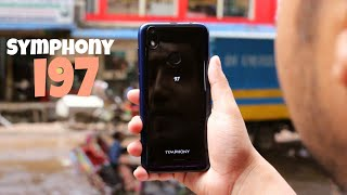 Symphony i97 Bangla Review | Best in Budget😵