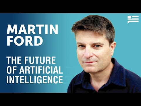 The Future of Artificial Intelligence | Martin Ford + Andrew Yang | Yang Speaks