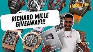 TimePieceTrading is Giving Away a Richard Mille!?!?