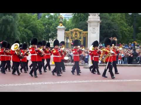 * Changing the Guard at Buckingham Palace *