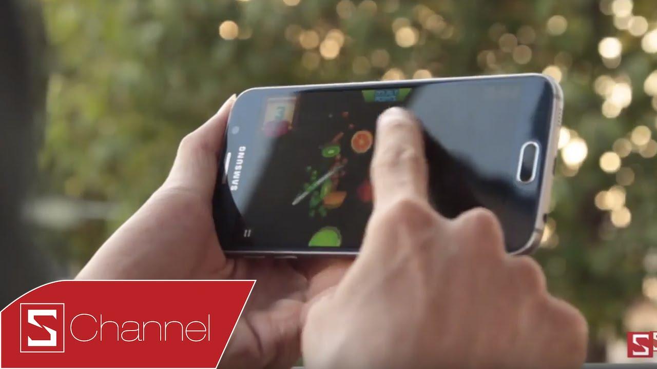 Schannel - Mở hộp Samsung Galaxy S6 bản xách tay mới về Việt Nam