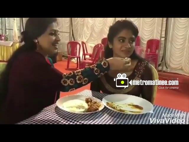 Anu Sithara Nimisha Sajayan Friendship Video