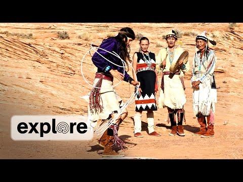Zen Den - Navajo Hoop Dance