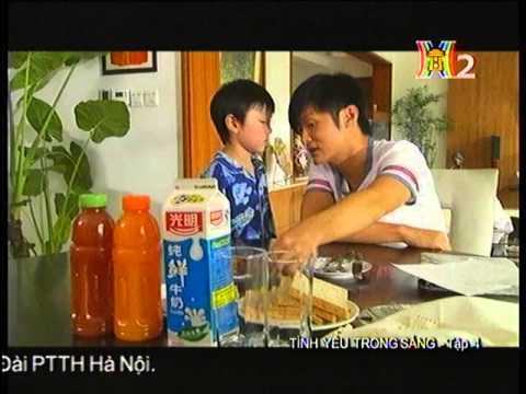 Tình yêu trong sáng - Tập 4  - Tinh yeu trong sang  -  Phim Trung Quoc