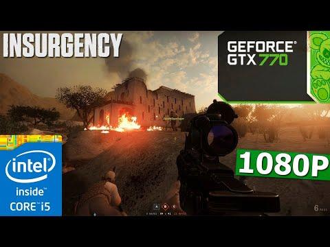 Insurgency | GTX 770 + I5-3570K | 8GB | Ultra Settings