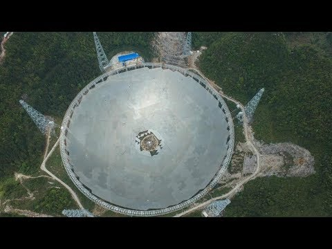World's largest single-dish radio telescope discovers 11 pulsars