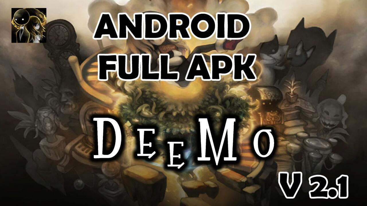 Deemo 2 2 0 full unlocked apk | APK  2019-06-08