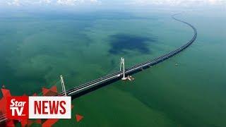 Hong Kong-Zhuhai-Macau Bridge In Numbers