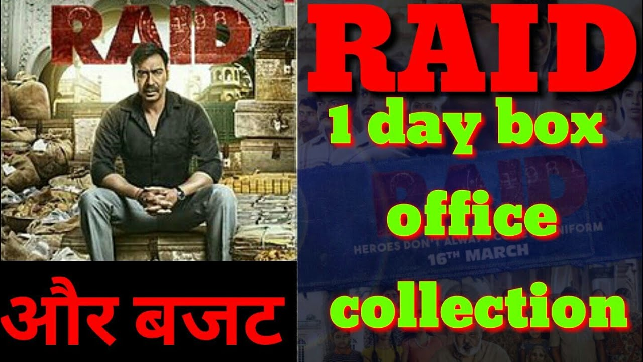 raid boxoffice collection