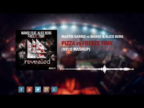 Pizza vs Freeze Time (Nyco Mashup) Mp3