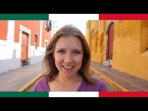 Gringos in Campeche 🇲🇽