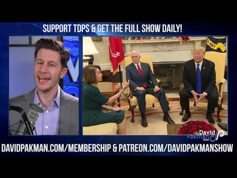 MEMBERS ONLY: Trump Clashes w/ Pelosi & Schumer, Maybe Trump Can Be Indicted, & More!