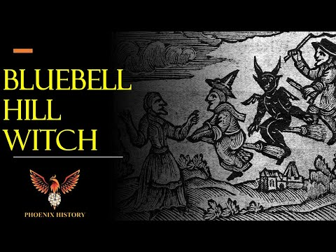 Bluebell Hill Witch