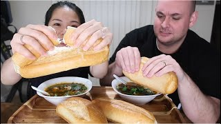 Vlog 513| Ra Tay Làm Bánh Mì Xíu Mại Đà Lạt Style.Nhớ Lại Hương Vị Thời Sinh Viên Nghèo Khó
