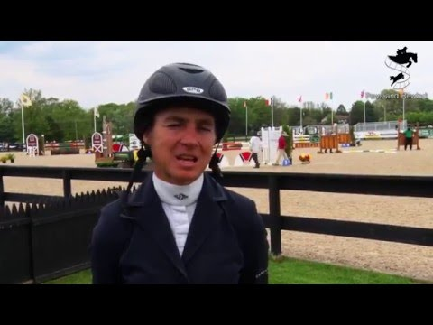 Laura Chapot and Thornhill Kate Win the $25,000 Grand Prix of Princeton Show Jumping