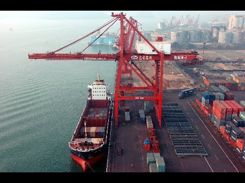 CCTV on 21st Century Maritime Silk Road ep1
