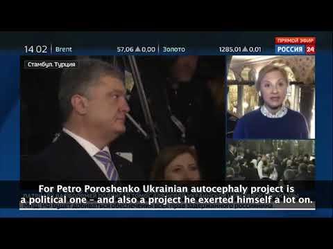 Russian media narratives on the independent Ukrainian church