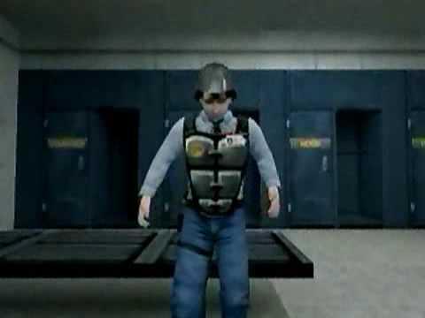 Пасхалки в игре Half-Life - Opposing Force [Easter Eggs]