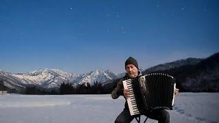 RUSSIAN ACCORDION MUSIC Zolotaryov - Winter Morning - Zolotarev - Akkordeonmusik Bayan  Русский