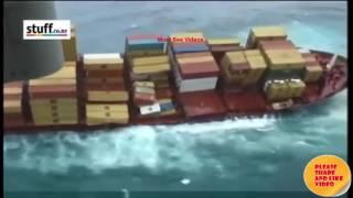 Download Video Video Detik-Detik Tenggelamnya Kapal Cargo Raksasa MP3 3GP MP4