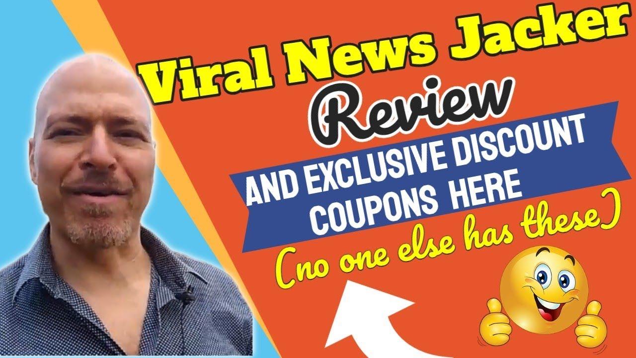 Viral News Jacker