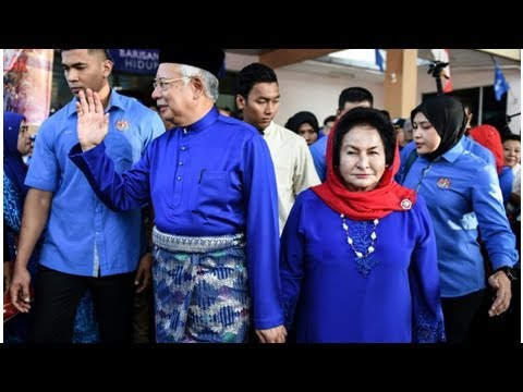 'Cash is king': The fall of Malaysia's disgraced first couple