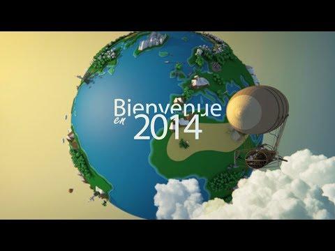 Les Voeux De Tamento - Bienvenue En 2014 !