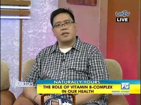 Importance of Vitamin B-Complex to our health