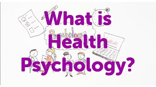 Minute Lecture  - What is Health Psychology?