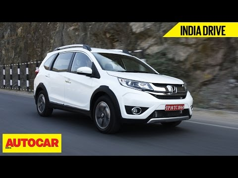 Honda BR-V | India Drive | Autocar India