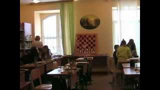 Урок математики в европейской школе