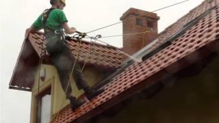 czyszczenie dachu Zielona Góra