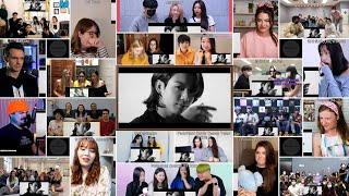 BTS (방탄소년단) - Butter MV [ reaction mashup ]