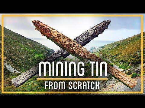 Mining This Rock Unlocks the Bronze Age