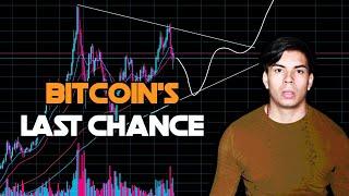 Bitcoin's LAST CHANCE / Bitcoin TECHNICAL ANALYSIS Live