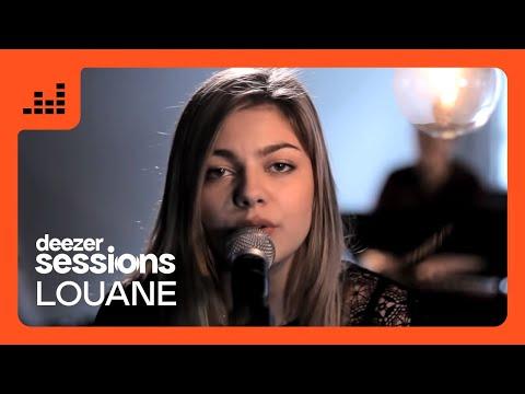 Louane - Maman - Deezer Session