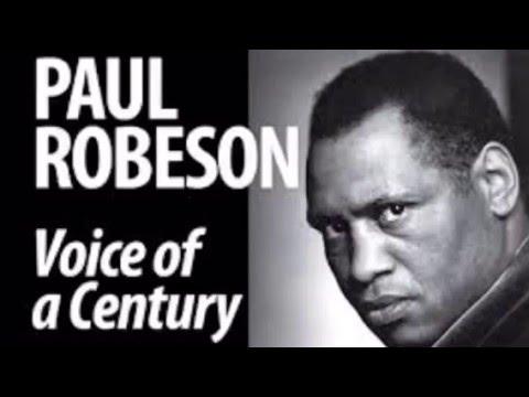 Paul Robeson Documentary