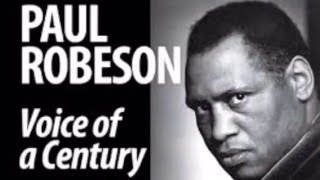Paul Robeson Documentary