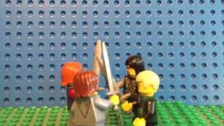 The Reformation Spreads (A Lego Interpretation of Historical Events)
