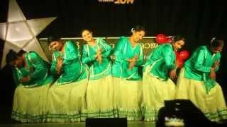 Peacock Dance (Remo Flute Dance) of DMS Dec 2014