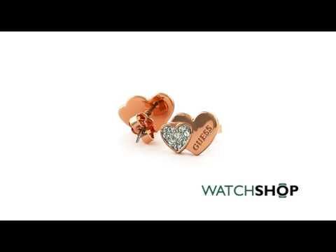 Guess Jewellery Me & You Stud Earrings JEWEL UBE84120