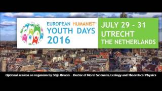 EHYD 2016 – Dr. Stijn Bruers on veganism