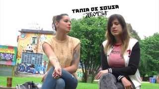 TANIA DE SOUSA - Diskoaren grabazioa BONBERENEA 4. eguna