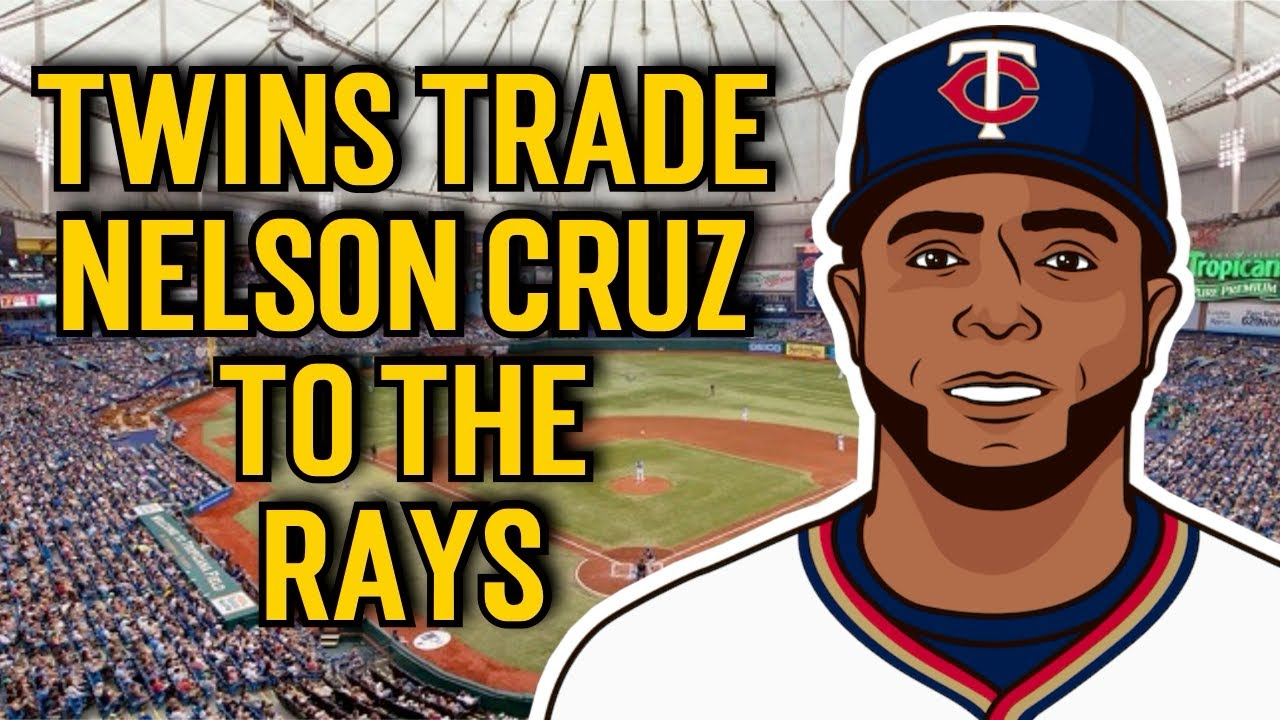 Mariners Rumors: Trading with the Twins for Nelson Cruz