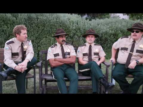 A Message From The Super Troopers
