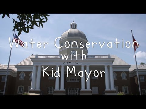 Water Conservation with Kid Mayor