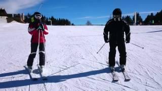 Горные лыжи, Андора, январь 2015, Ла-Массана, Валльнорд(, 2016-01-03T18:52:17.000Z)